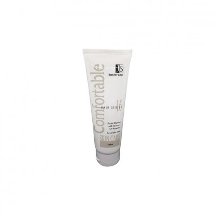 JS Exclusive Facial Cleanser with Vitamin C (UV Protection) - 120ML